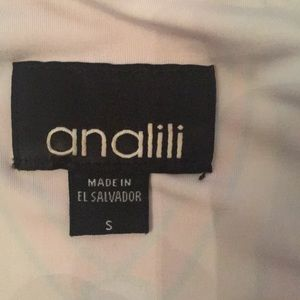 Analili Tops - Analili tube top